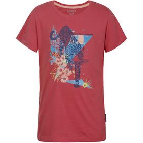 Icepeak Miami T-Shirt Girls, hot pink/design 1